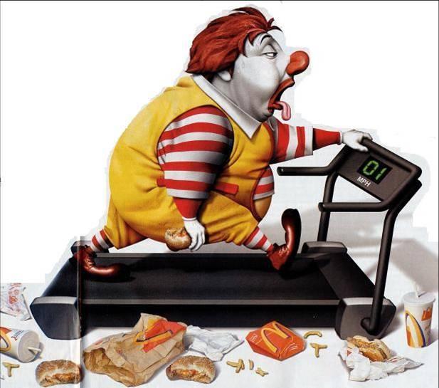 Consecuencias de la mala alimentación | Perder Peso Cuesta