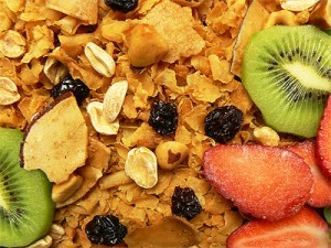 Alimentos fibra