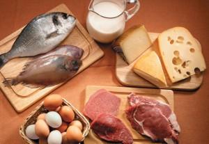 alimentos con muchas proteínas