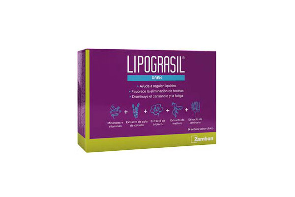 Lipograsil-Drenante