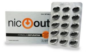 Nicout,pastillas para dejar de fumar