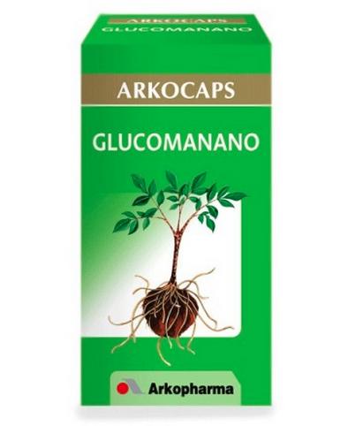 Capsulas glucomanano