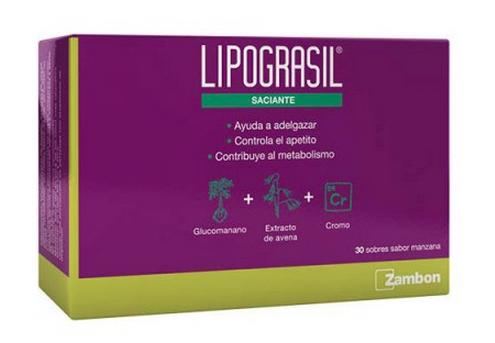 Lipograsil saciante