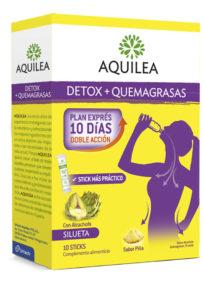 Pierde peso con Aquilea Detox Quemagrasas