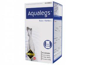 Elimina la retención de líquidos  aqualegs