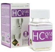 Bloquea calorías con HC GRAS