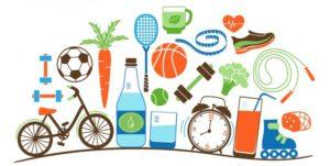 Recupera tu peso con dieta y ejercicio