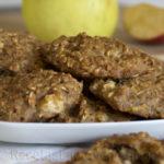 Merienda saludable: receta galletas de avena y yogurt