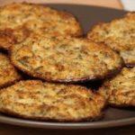 Tortitas de coliflor ¡Ricas y saludables!