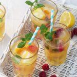 Refrescos saludables para hidratarte en verano