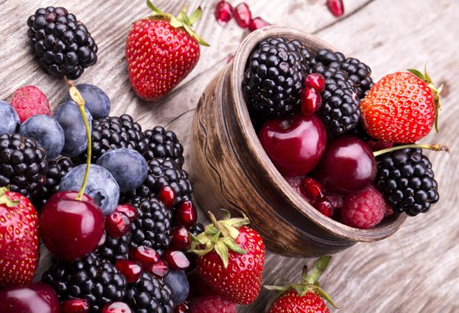 Fruta rica en fibra para perder peso