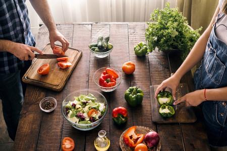 Hábitos alimenticios para comer de forma saludable