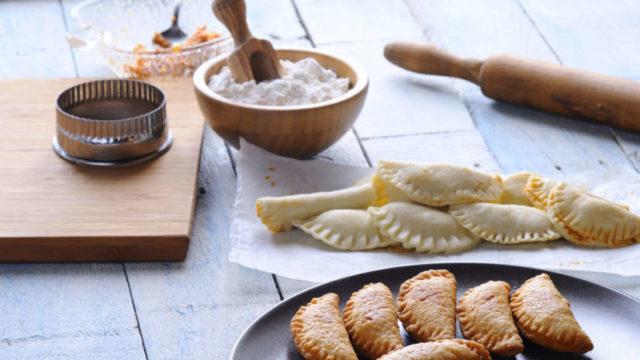 Receta empanadillas saludables