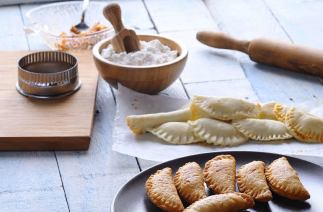 Receta empanadillas saludables