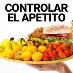 Controla tu apetito de forma natural