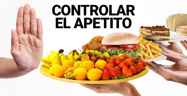 ntrola tu apetito de forma natural