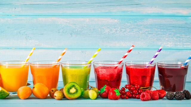 Smoothie saludable para refrescarte este verano