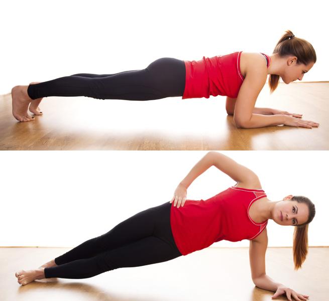 Fortalece tu core y mejora la postura - Perder Peso Cuesta menos