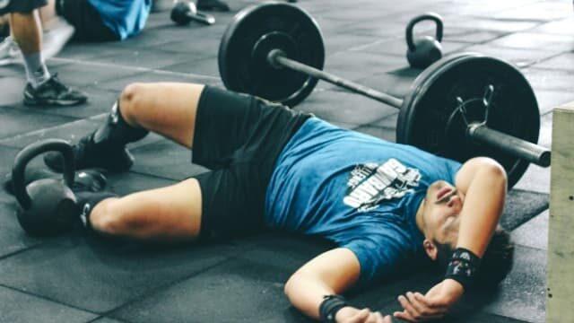 ¿Por qué aparece la fatiga al entrenar?
