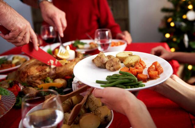 Cómo evitar ganar peso en Navidad