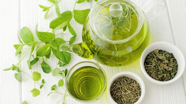 Beneficio del té verde para perder peso