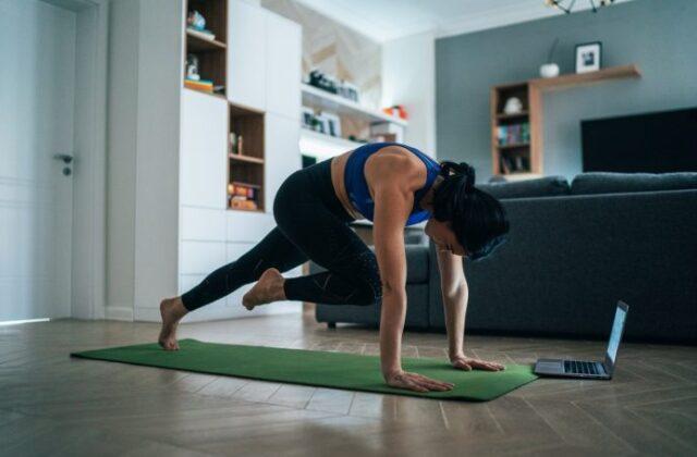 Quema grasa con estos ejercicios desde casa